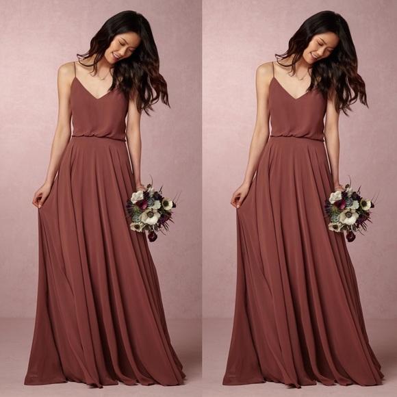 3c684407c71b0 BHLDN Dresses & Skirts - BHLDN x Jenny Yoo Inesse Dress NWOT